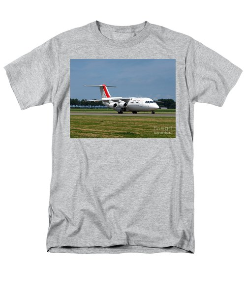 Cityjet British Aerospace Avro RJ85 T-Shirt by Paul Fearn