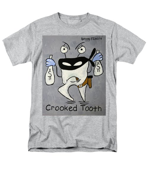 Crooked Tooth T-Shirt by Anthony Falbo