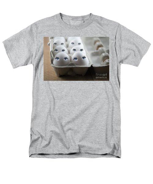 Eggs T-Shirt by Juli Scalzi