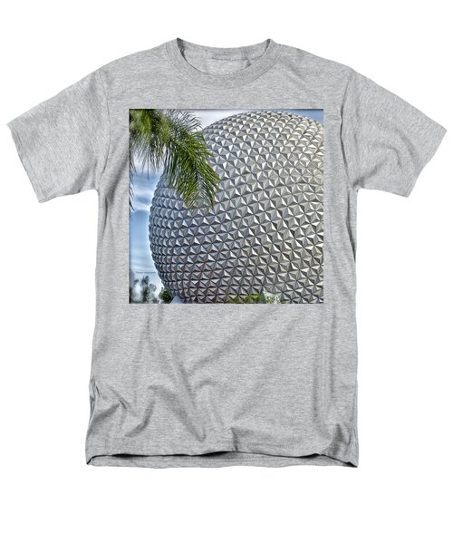 EPCOT Globe T-Shirt by Thomas Woolworth