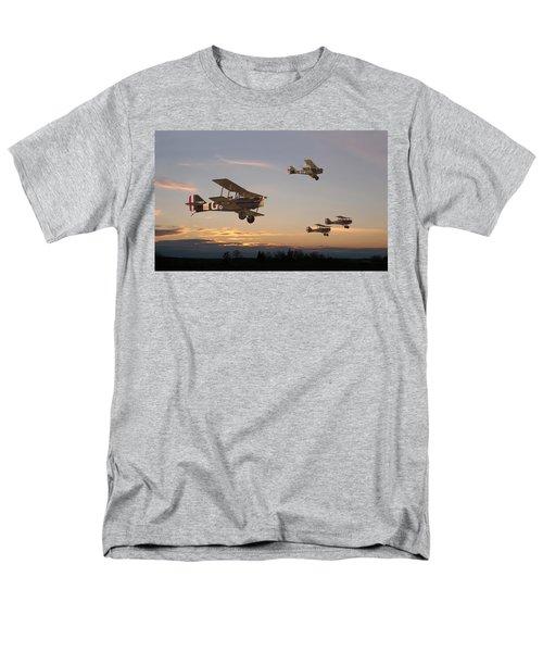 Evening Flight T-Shirt by Pat Speirs