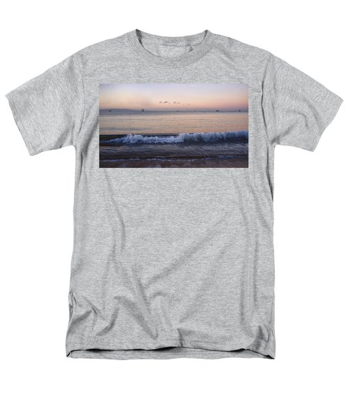 First Light On Ma'alaea Bay T-Shirt by Trever Miller