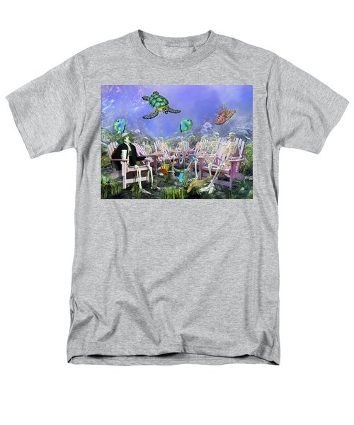 Grateful Friends T-Shirt by Betsy C  Knapp