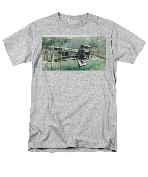 House Perspective 1981 T-Shirt by Mountain Dreams
