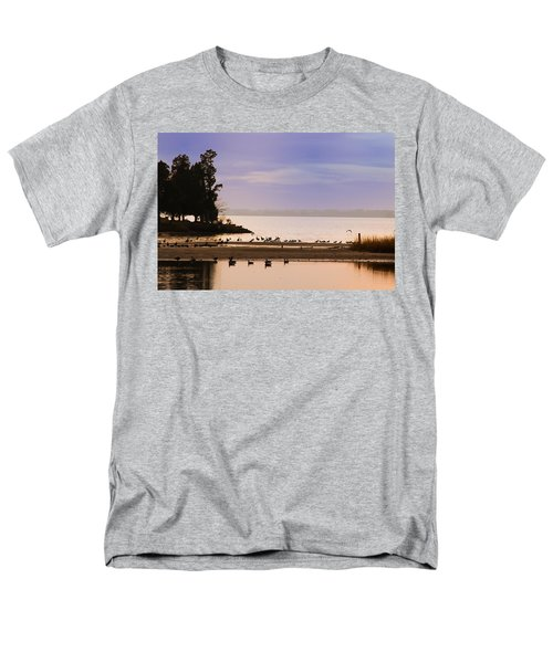 In The Quiet Morning T-Shirt by Bill Cannon