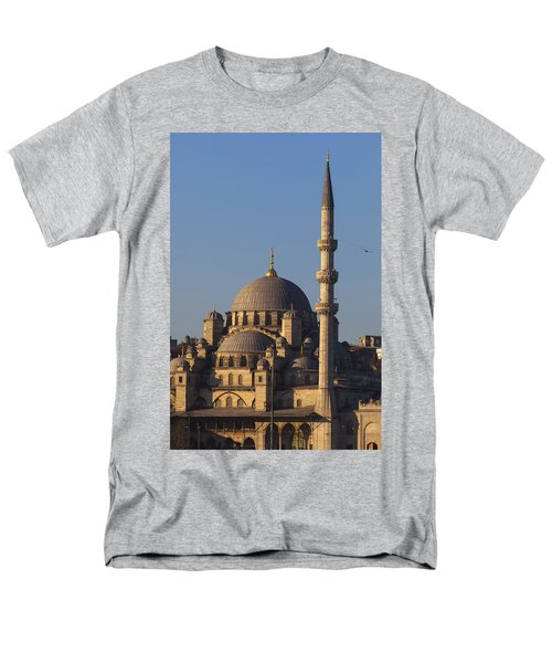Islamic Mosque Istanbul, Turkey T-Shirt by Mark Thomas