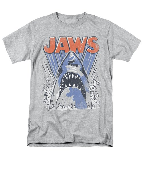 Jaws - Comic Splash Men's T-Shirt  (Regular Fit) by Brand A