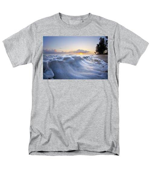 Marshmallow Tide T-Shirt by Sean Davey