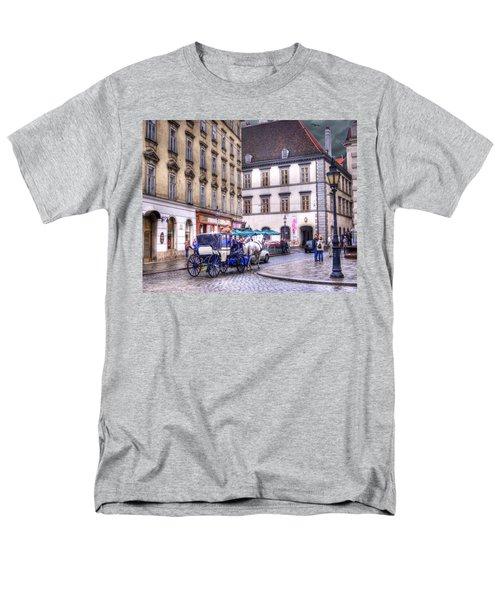 Michaelerplatz. Vienna T-Shirt by Juli Scalzi
