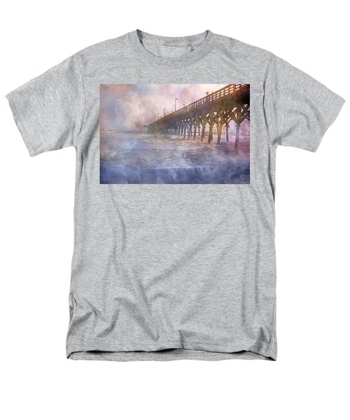 Mystical Morning T-Shirt by Betsy C  Knapp