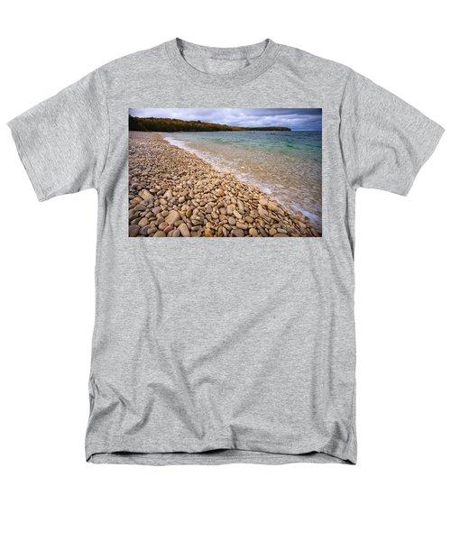 Northern Shores Men's T-Shirt  (Regular Fit) by Adam Romanowicz