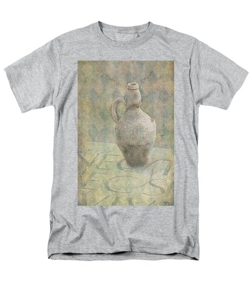 Old Pitcher Abstract T-Shirt by Garry Gay