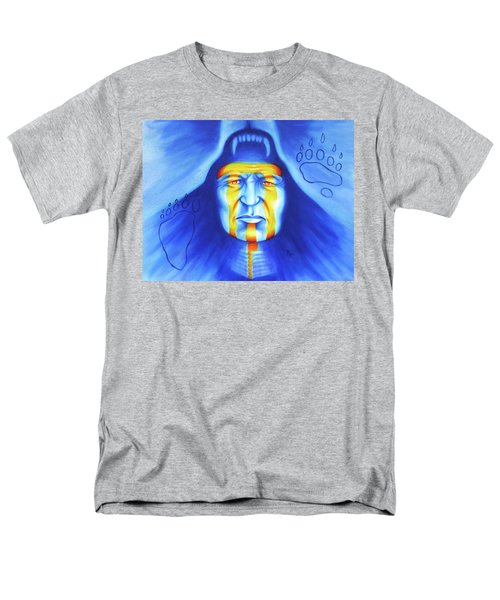 Painted Bear T-Shirt by Robert Martinez