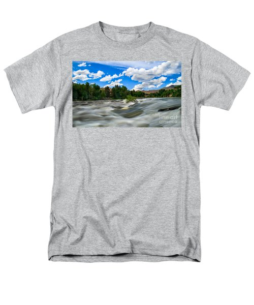 Payette River T-Shirt by Robert Bales