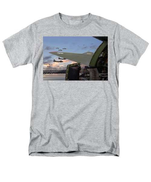 Quiet before the Storm T-Shirt by Pat Speirs