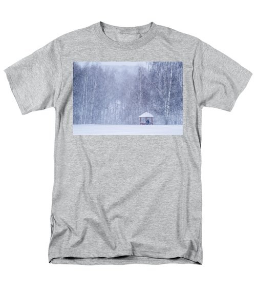 Shelter In The Storm - Featured 3 T-Shirt by Alexander Senin