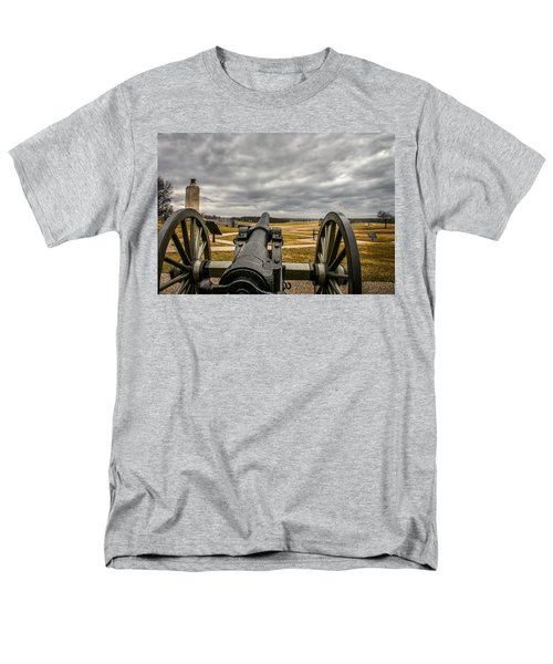 Silent Vigil at Gettysburg T-Shirt by Mountain Dreams
