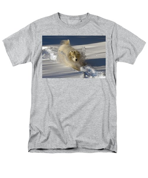 Snowplow T-Shirt by Lois Bryan
