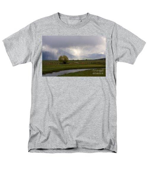 Storm Break T-Shirt by Mike  Dawson