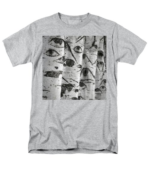 The Trees Have Eyes T-Shirt by Wim Lanclus