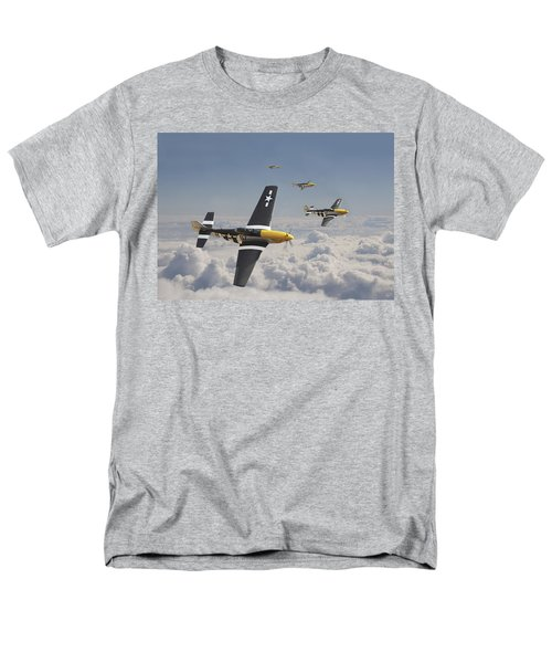 Time for Home T-Shirt by Pat Speirs