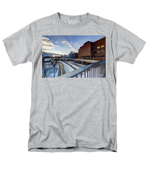 University Of Minnesota Men's T-Shirt  (Regular Fit) by Amanda Stadther