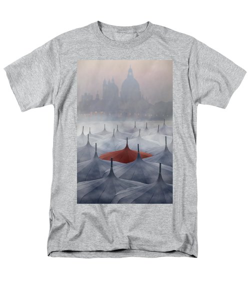 Venice in rain T-Shirt by Joana Kruse