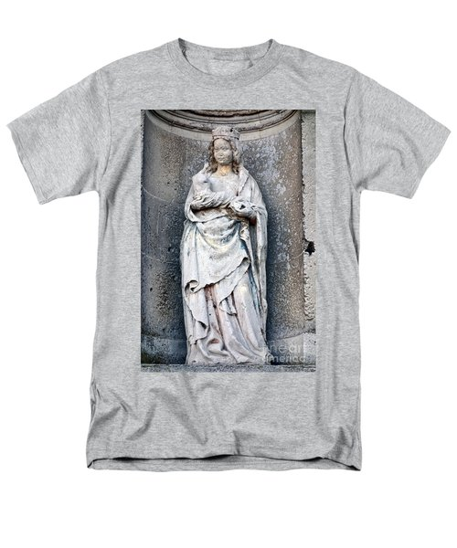 Virgin Mary with Child T-Shirt by Olivier Le Queinec