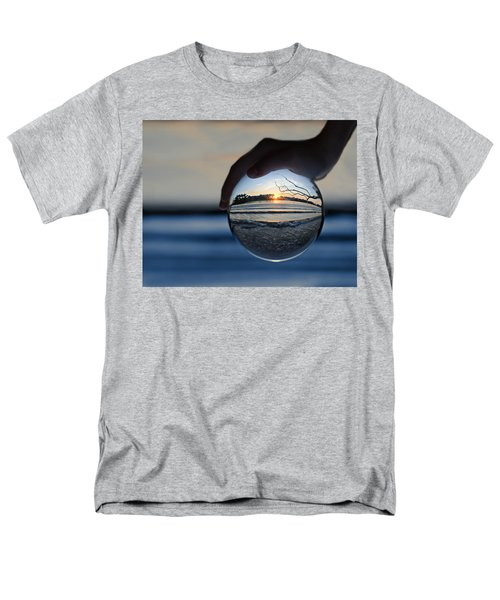 water planet T-Shirt by Laura  Fasulo