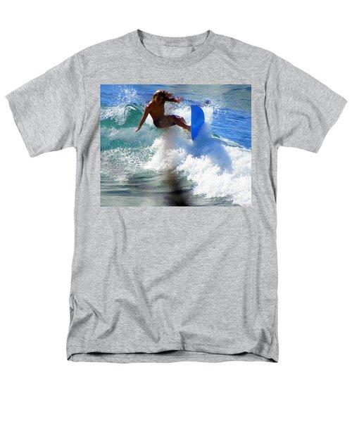 WAVE RIDER T-Shirt by KAREN WILES