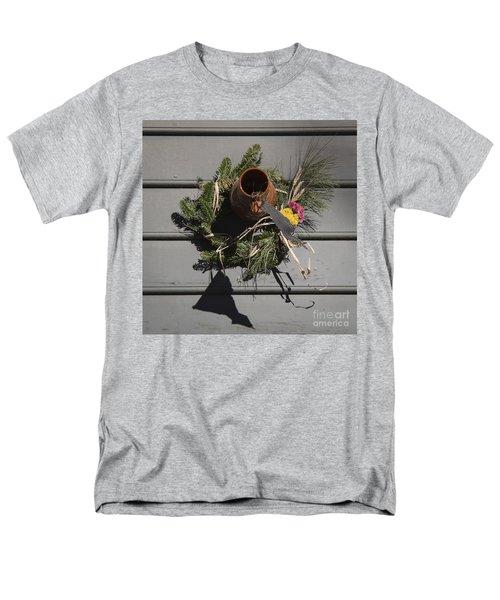 Williamsburg Bird Bottle 2 T-Shirt by Teresa Mucha