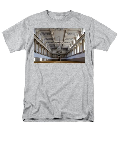 Winter Riding Stable T-Shirt by Mountain Dreams