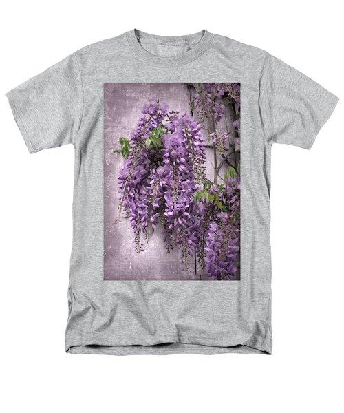 Wistful Wisteria T-Shirt by Jessica Jenney