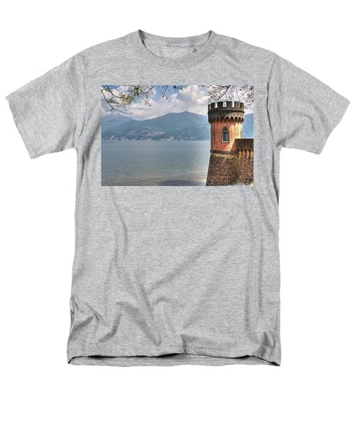 Lago di Como T-Shirt by Joana Kruse