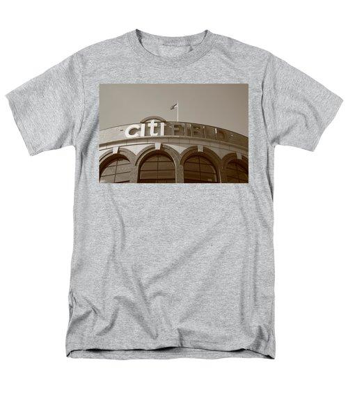 Citi Field - New York Mets T-Shirt by Frank Romeo
