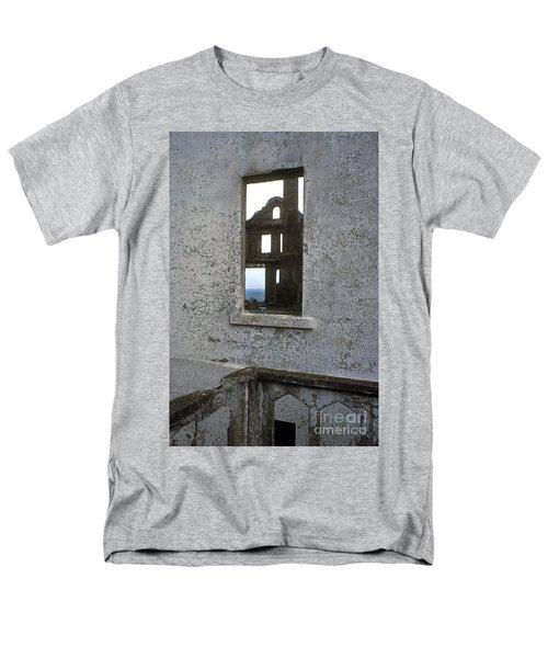 Alcatraz - windows T-Shirt by Paul W Faust -  Impressions of Light