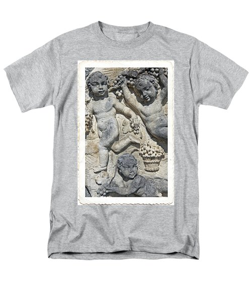 angels with grapes T-Shirt by Joana Kruse