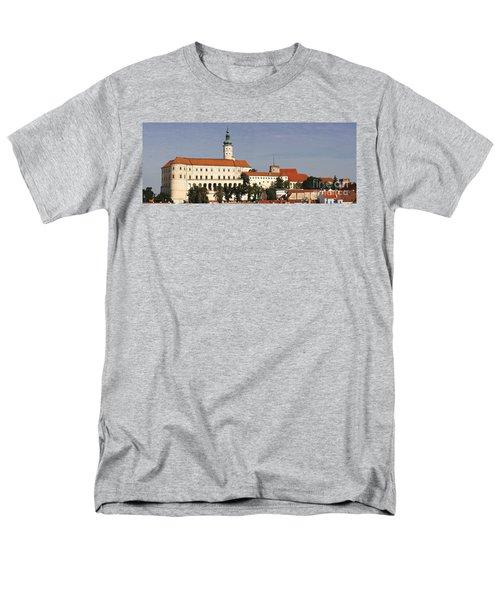 Mikulov castle T-Shirt by Michal Boubin