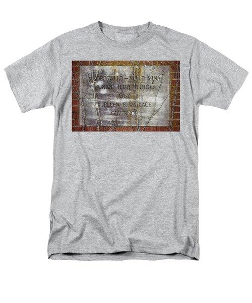 Mooresville - Belle Mina Junior High School 1967 T-Shirt by Kathy Clark
