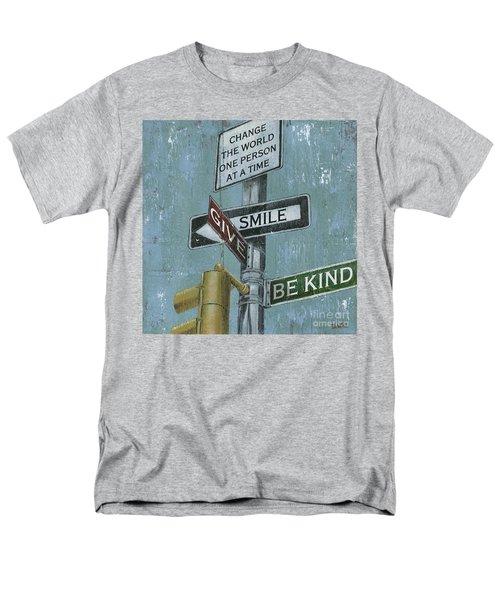 NYC Inspiration 1 T-Shirt by Debbie DeWitt