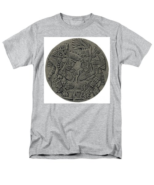 Tezcatlipoca And Huitzilopochtli T-Shirt by Photo Researchers
