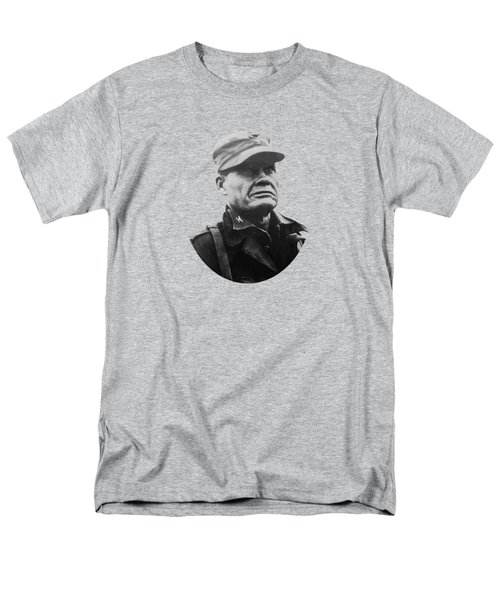 Chesty Puller Men's T-Shirt  (Regular Fit) by War Is Hell Store