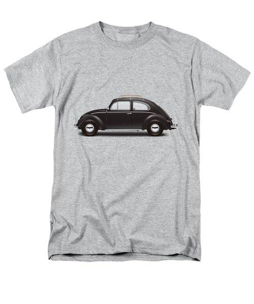 1953 Volkswagen Sedan - Black Men's T-Shirt  (Regular Fit) by Ed Jackson