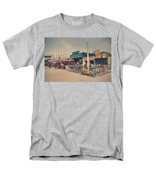 A Perfect Day For A Ride Men's T-Shirt  (Regular Fit) by Laurie Search
