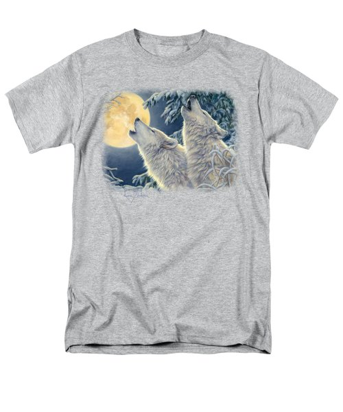 Moonlight Men's T-Shirt  (Regular Fit) by Lucie Bilodeau