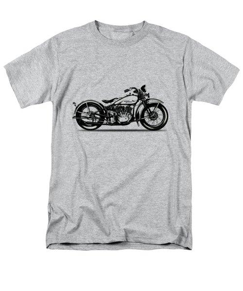 Harley Davidson 1933 Men's T-Shirt  (Regular Fit) by Mark Rogan