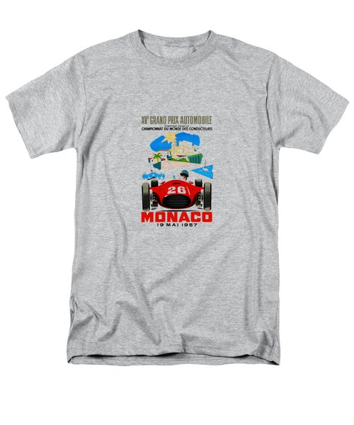 Monaco 1957 Men's T-Shirt  (Regular Fit) by Mark Rogan