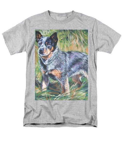 Australian Cattle Dog 1 T-Shirt by Lee Ann Shepard