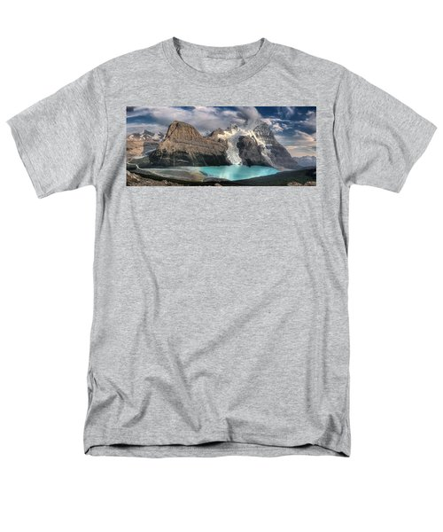 Berg Lake, Mount Robson Provincial Park T-Shirt by Clarke Wiebe