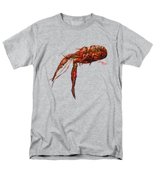 Big Red Men's T-Shirt  (Regular Fit) by Dianne Parks